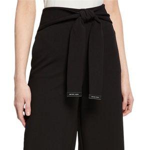 Michael Kors Women's  Tie elastic waist Pants BTK